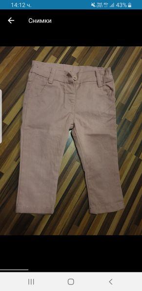 Детски панталони, клинове и дънки 86-92 см с. Раково - image 1