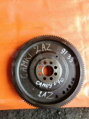 маховик камри механика, комплект сцепления