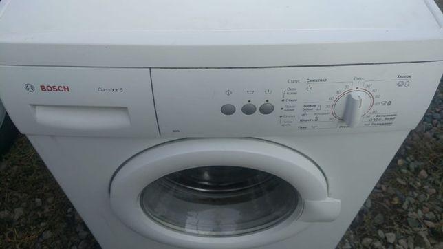 Продам стиральную машину автомат бош bosch 5 кг машинка б/у