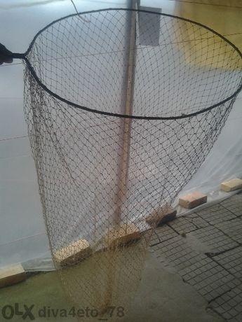 голям кеп за големи риби
