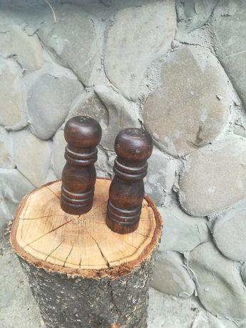 Solnițe vechi lemn