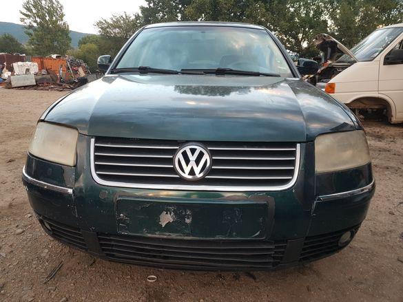 Фолксваген Пасат 5 1.9 ТДИ 131 6ск. Volkswagen Passat 1.9TDI 131