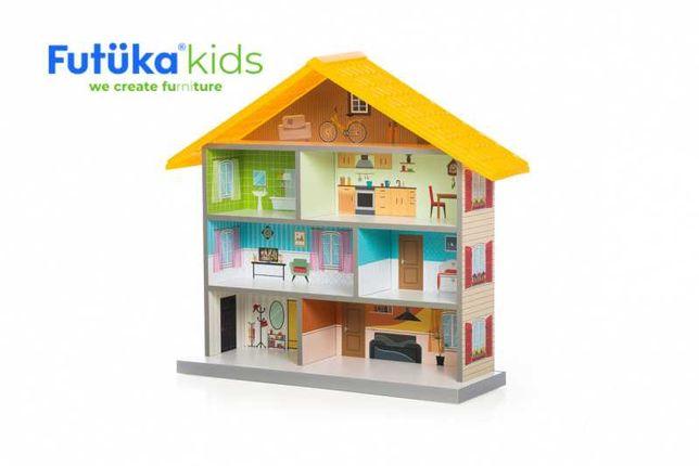 Кукольный домик для девочек производство Россия
