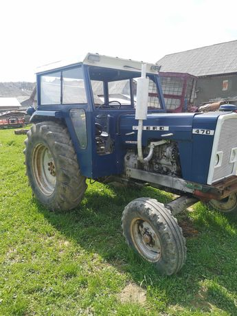 Vând tractor ebro 470