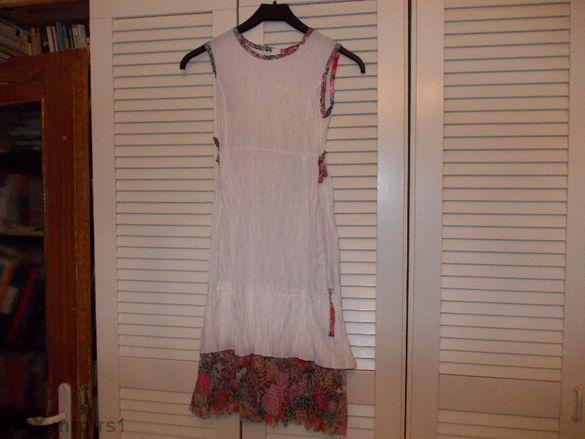 1. Празнична рокля за момиче 2. Плажна летна рокля 3. Дънкова рокля-