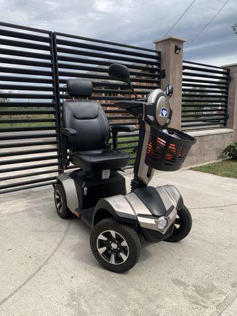 Scuter electric Mercurius 4 LTD pentru persoanele cu dizabilitati