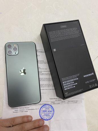 iPhone 11 Pro Max 256G 100% LL/A Американец