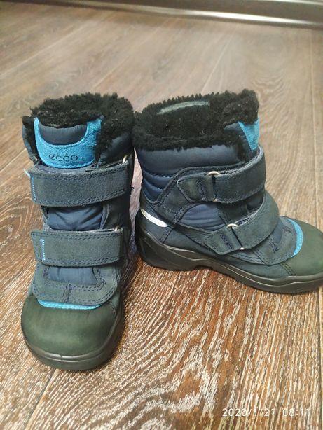 Зимние ботинки Ecco