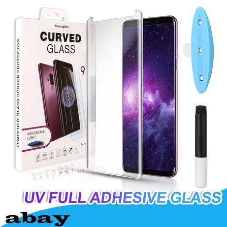 ‼️ UV Стъклен протектор за Samsung S8 S9+ S10 S20 Huawei P30 Pro Mate гр. Варна - image 3