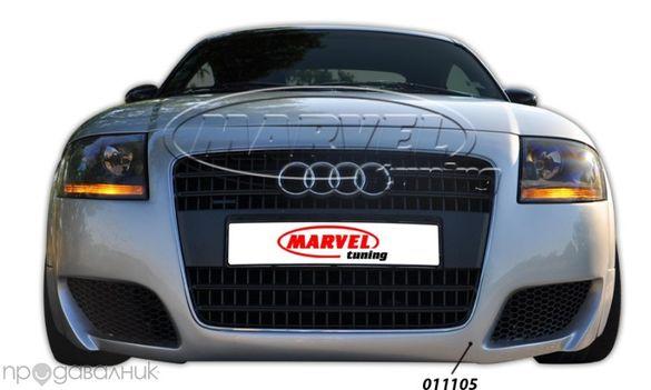 предна тунинг броня за Audi TT / Ауди ТТ №011105