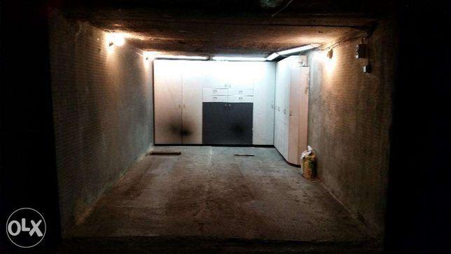 Продам гараж в подземном паркинге