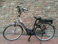 Bicicleta Electrica Saxonette Delux M