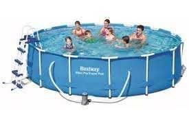Каркасный бассейн Bestway (457 х 122 см)