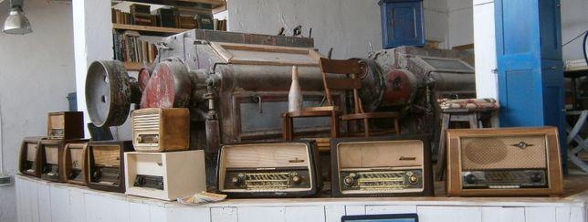 Aparate radio de colectie BLAUPUNKT, NORDMENDE, Tonfunk, Loewe Opta