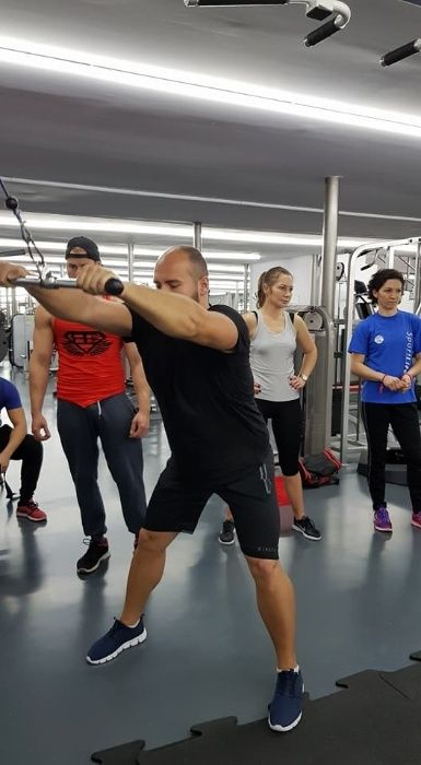Antrenor personal - profesor Educație Fizica și Sport Alba Iulia - imagine 1