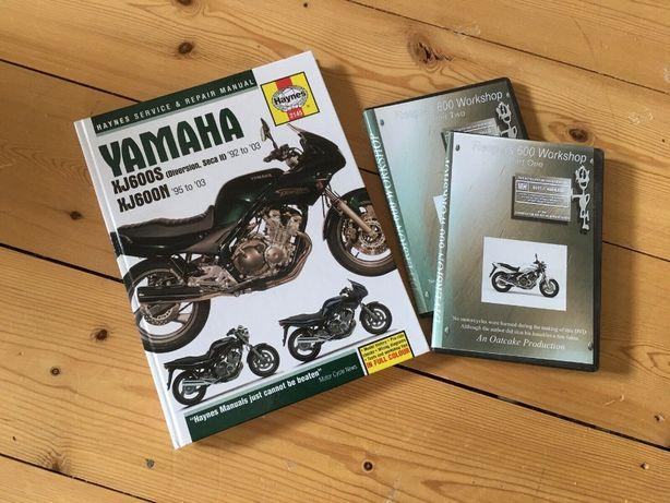 Manuale moto Haynes pt. Yamaha