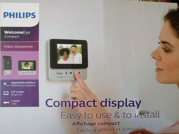 philips welcome eye connect