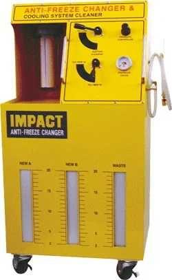 Промывка радиатора и замена охлаждающей жидкости
