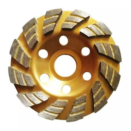 Диамантен диск за шлайфане Бетон 100мм