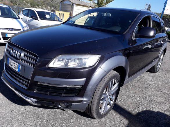 Audi Q7 на части