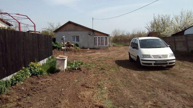 Casa si teren intravilan 5800mp in Rosiorii de Vede