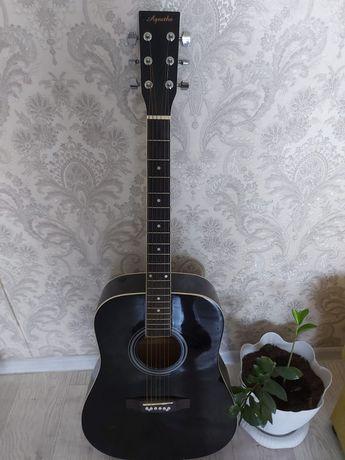 Продам гитара  Новая в чехле
