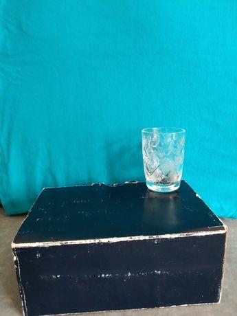 Хрустальный набор рюмок для крепких напитков 6шт.