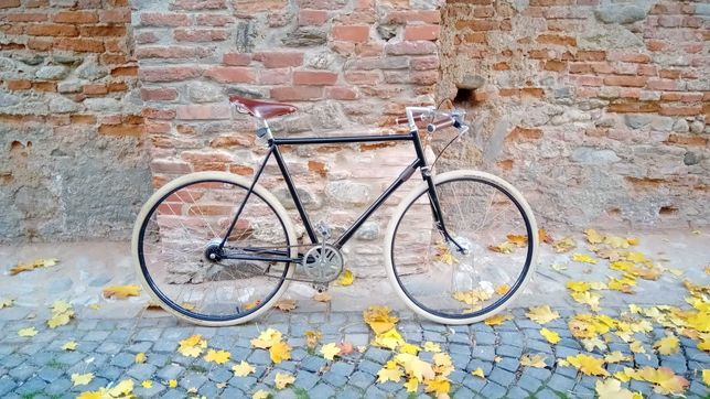 Bicicleta vintage Pashley Guv'nor Brooks