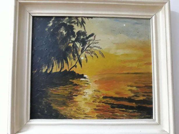 Vand/schimb pictura in ulei