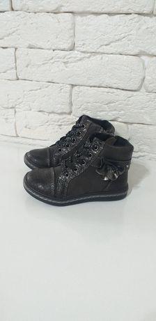 Осенние ботинки для девочек. Алматы обувь. Доставка по РК