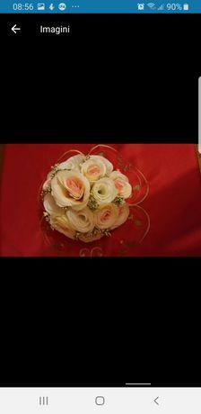 Vând aranjament artificial pt mese nunta, botez