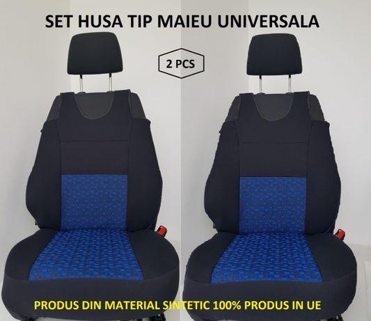 Huse tip maieu universale STOFA auto 2 buc/set