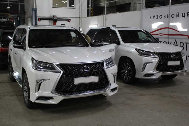 Аренда джипа Toyota land cruiser 200 / Prado / Lexus LX 570