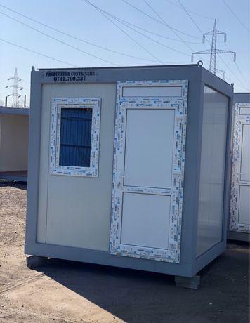 Container tip casa birou vestiar sanitar modular