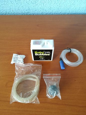 Aerator oxigen portabil pentru momeală sau acvarii