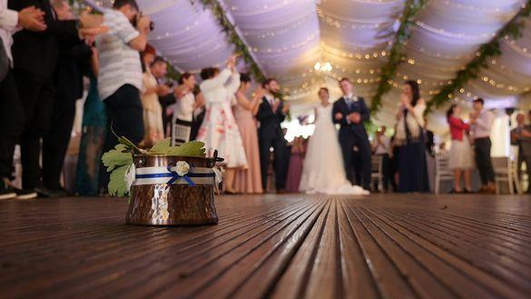 Професионално видеозаснемане за вашата сватба