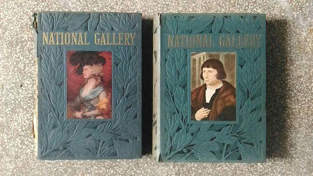 "La ""National Gallery"" 1912-13,de Armand Dayot.2 volume"
