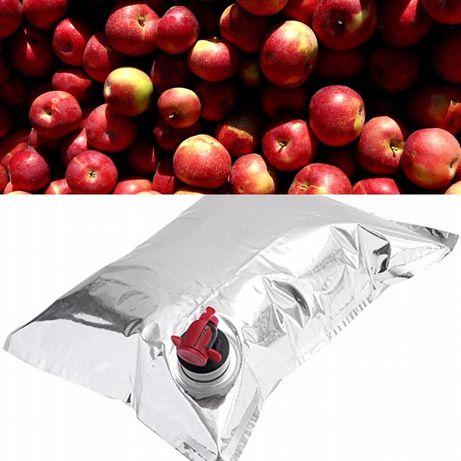 Suc de mere + pere 100% natural, presat la rece, pasteurizat, 5L