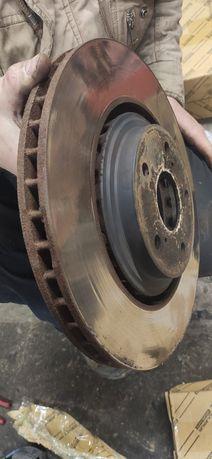 Toyota Highlander диски тормозные