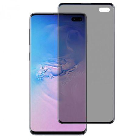 Folie Sticla Privacy Samsung S10 Plus Montaj Gratuit