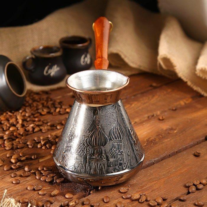 Турка для кофе с ГАРАНТИЕЙ НА ГОД! Турки 200-700 граммов