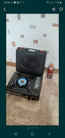 Продам новую туристическую газовую плиту для кемпинга