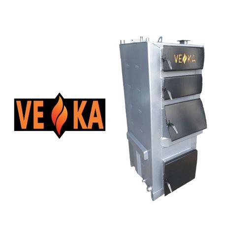 Котел длительного горения VEKA ( ВЕКА ) 40 кВт гарантия 5 ЛЕ!