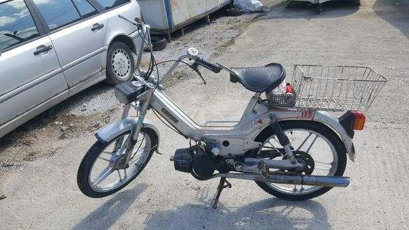 мотопед Puch
