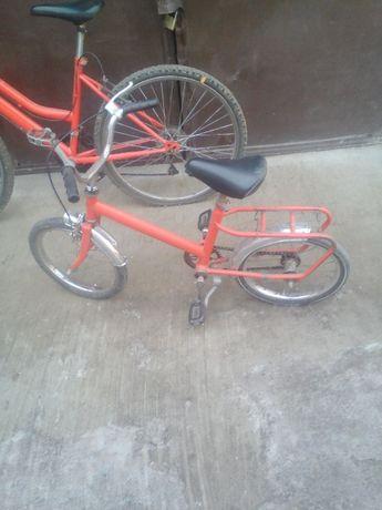 Vand bicicleta copil rosie