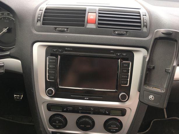 Navigatie Skoda Octavia Touchscreen Model Deosebit