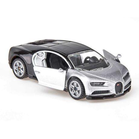 Колекционерски кола, макет, VOLKSWAGEN - Polizei и Bugatti Chiron