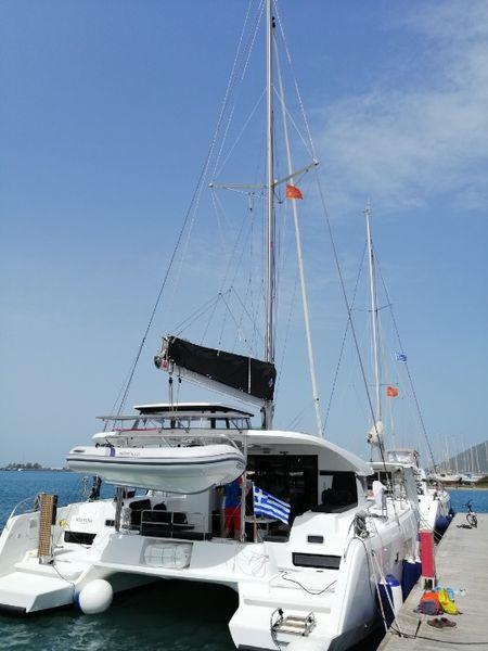 Яхт чартър Гърция Yacht Charter Яхта под наем гр. София - image 1