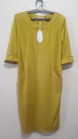 Продам платье  50_52р.новое