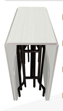 Стол раскладной новый